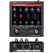 TC Helicon VoiceTone Harmony-G XT Vocal/Voice Effects FX Pedal